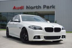 2016 BMW 5 Series 550i San Antonio TX