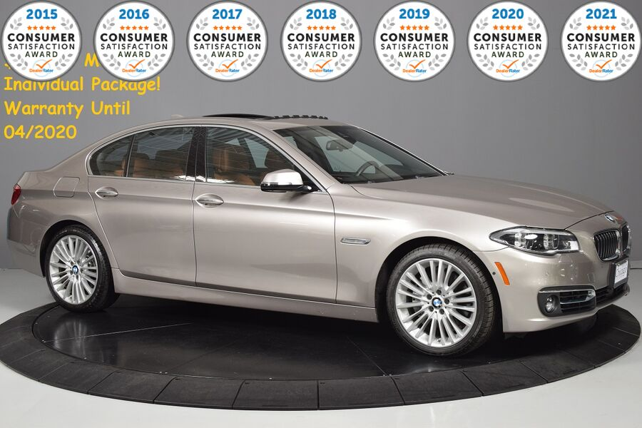 2016_BMW_5 Series_550i xDrive_ Glendale Heights IL