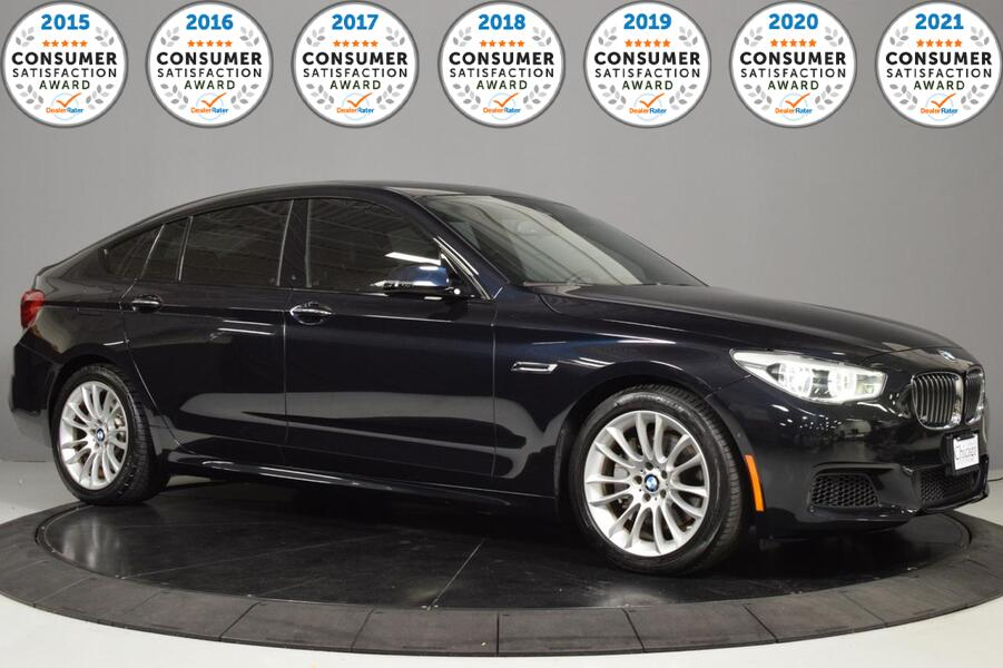 2016_BMW_5 Series Gran Turismo_535i_ Glendale Heights IL