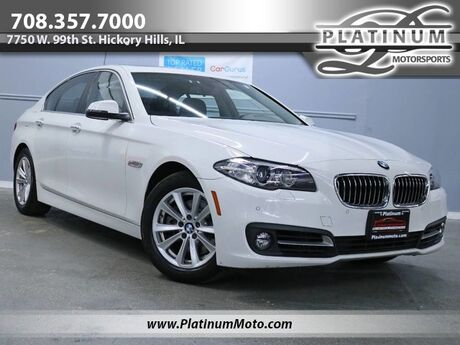 2016 BMW 528i xDrive 1 Owner Nav Roof Warranty Loaded Hickory Hills IL