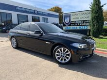2016_BMW_535i NAVIGATION_REAR VIEW CAMERA, HEADS-UP DISPLAY, HARMAN KARDON STEREO, HEATED LEATHER, SUNROOF!!! EXTRA CLEAN AND LOADED!!! ONE OWNER!!!_ Plano TX