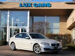 2016 BMW 535i xDrive Luxury Line Nav AWD MSRP $73,470