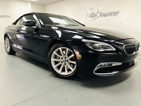 2016 BMW 6 Series 640i Dallas TX