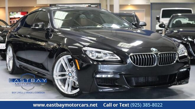 2016_BMW_6 Series_640i M sport / Executive_ San Ramon CA