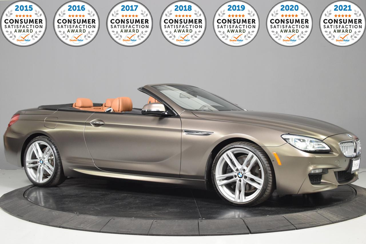 2016 BMW 6 Series 650i Glendale Heights IL