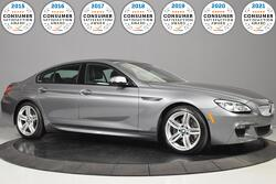 BMW 6 Series 650i xDrive 2016