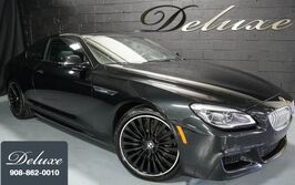 BMW 650i xDrive Coupe, M Sport Package, Navigation System, Rear-View Camera, Head-Up Display, Bang & Olufsen Surround Sound, Ventilated Leather Seats, Power Sunroof, 19-Inch M Sport Alloy Wheels, 2016