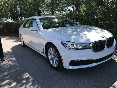 2016_BMW_7 Series_740i_ Charleston SC