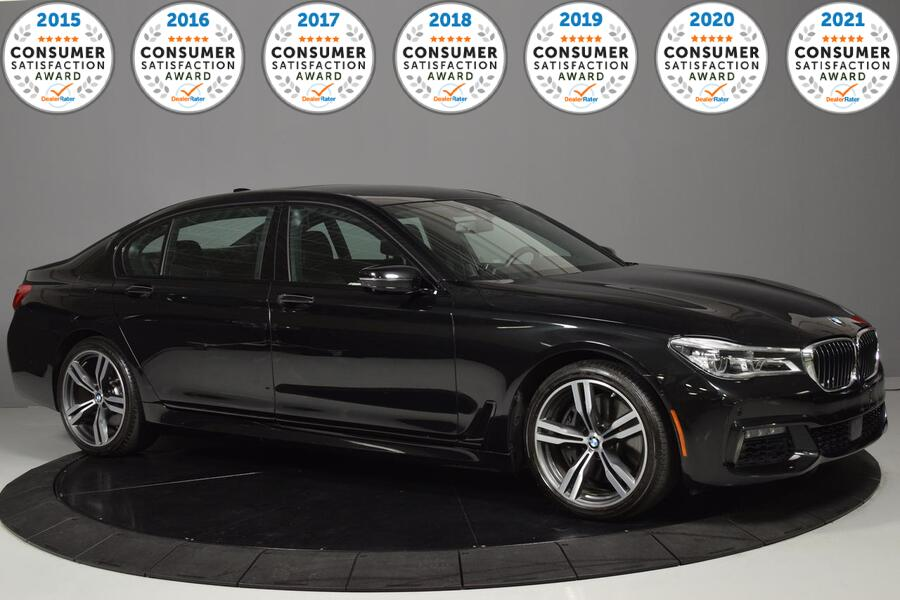 2016_BMW_7 Series_750i_ Glendale Heights IL