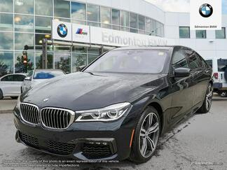 2016_BMW_7 Series_750i xDrive! ALL-WHEEL DRIVE! TURBOCHARGED!_ Edmonton AB