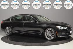 BMW 7 Series 750i xDrive 2016