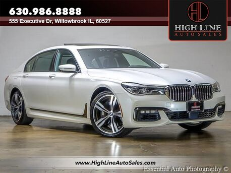 2016_BMW_7 Series_750i xDrive_ Willowbrook IL