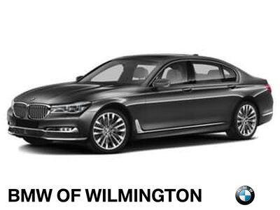 2016_BMW_7 Series_750i_ Charleston SC