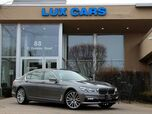 2016 BMW 750i xDrive Executive Rear DVD Night Vision MSRP $125,445