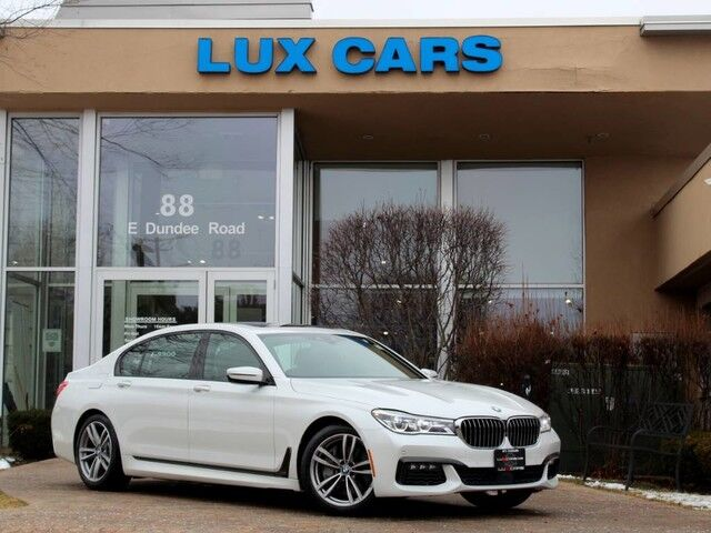 2016_BMW_750i_xDrive M-Sport Nav Executive PKG AWD MSRP $108,695_ Buffalo Grove IL