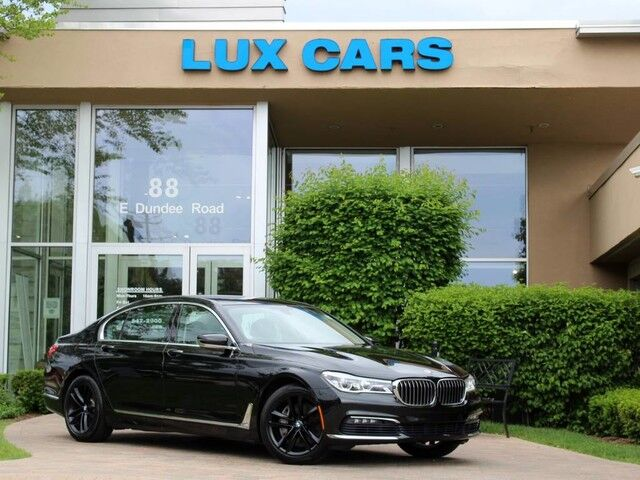 2016_BMW_750i_xDrive Panoroof Executive AWD MSRP $102,645_ Buffalo Grove IL