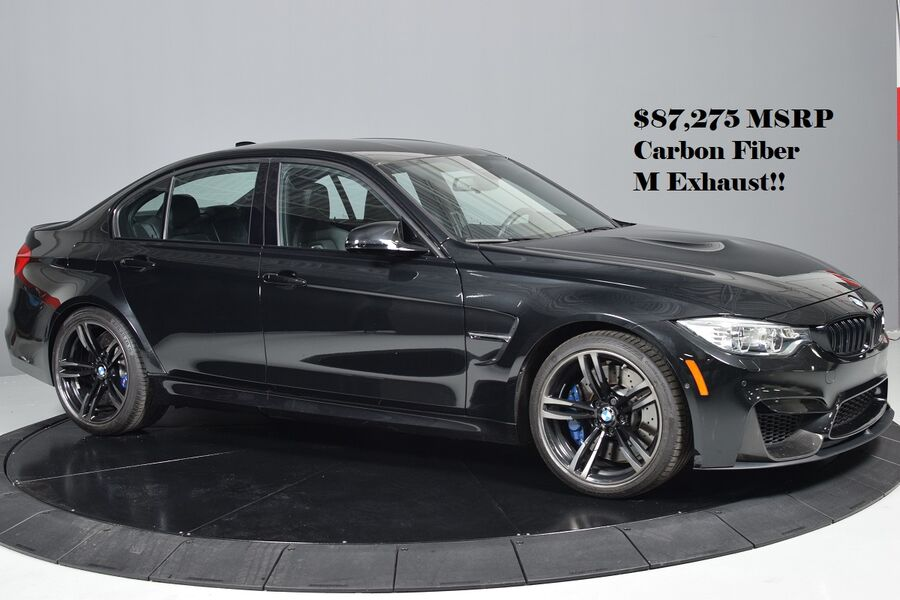 2016_BMW_M3__ Glendale Heights IL