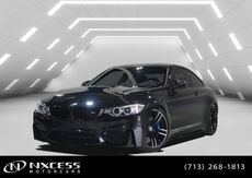 2016_BMW_M4 2dr Coupe Only 6k Miles One Owner Warranty Extra Nice!__ Houston TX