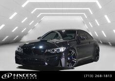 BMW M4 2dr Coupe Only 6k Miles One Owner Warranty Extra Nice!  2016