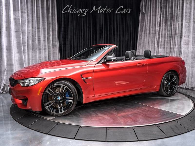 2016_BMW_M4_Convertible_ Chicago IL