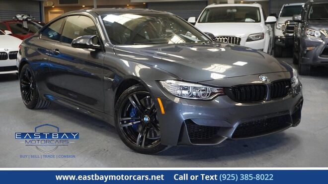 2016_BMW_M4_Driver Assist. Plus ** Executive ** DCT_ San Ramon CA