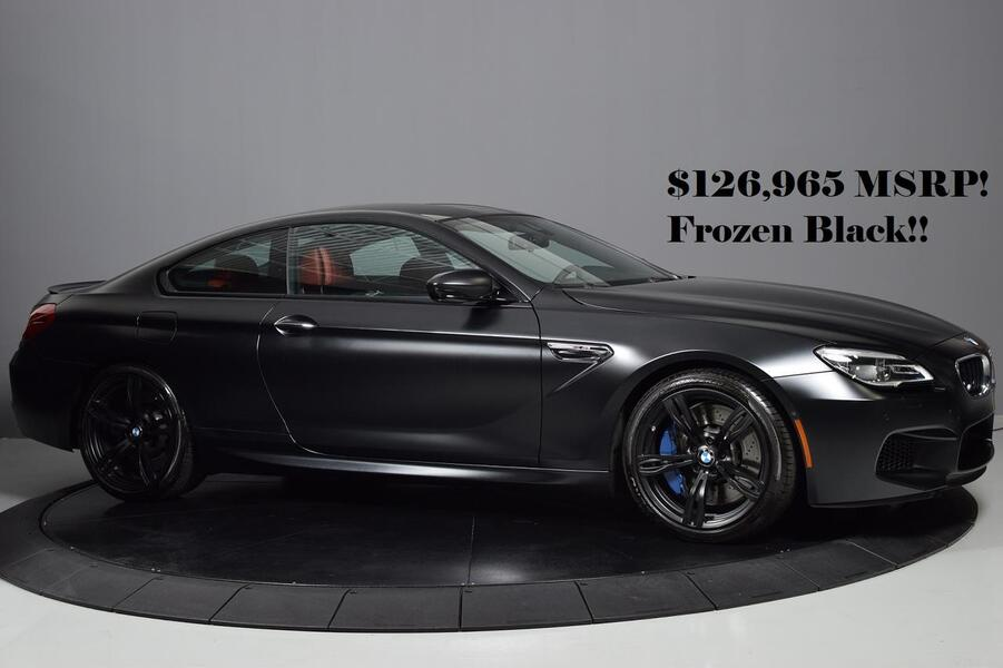 2016_BMW_M6__ Glendale Heights IL