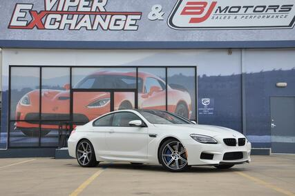 2016 BMW M6 Full Leather Tomball TX