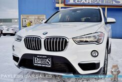 2016_BMW_X1_xDrive28i AWD / Heated Leather Seats / Heated Steering Wheel / Navigation / Sunroof / Bluetooth / Back Up Camera / Only 10K Miles / 1-Owner_ Anchorage AK
