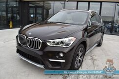 2016_BMW_X1_xDrive28i / AWD / Power & Heated Leather Seats / Heated Steering Wheel / HUD / Navigation / Panoramic Sunroof / Keyless Entry & Start / Front & Rear Parking Sensors / Bluetooth / Cruise Control / 1-Owner_ Anchorage AK