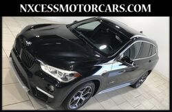 2016_BMW_X1_xDrive28i CLEAN CARFAX SUNROOF LOADED_ Houston TX