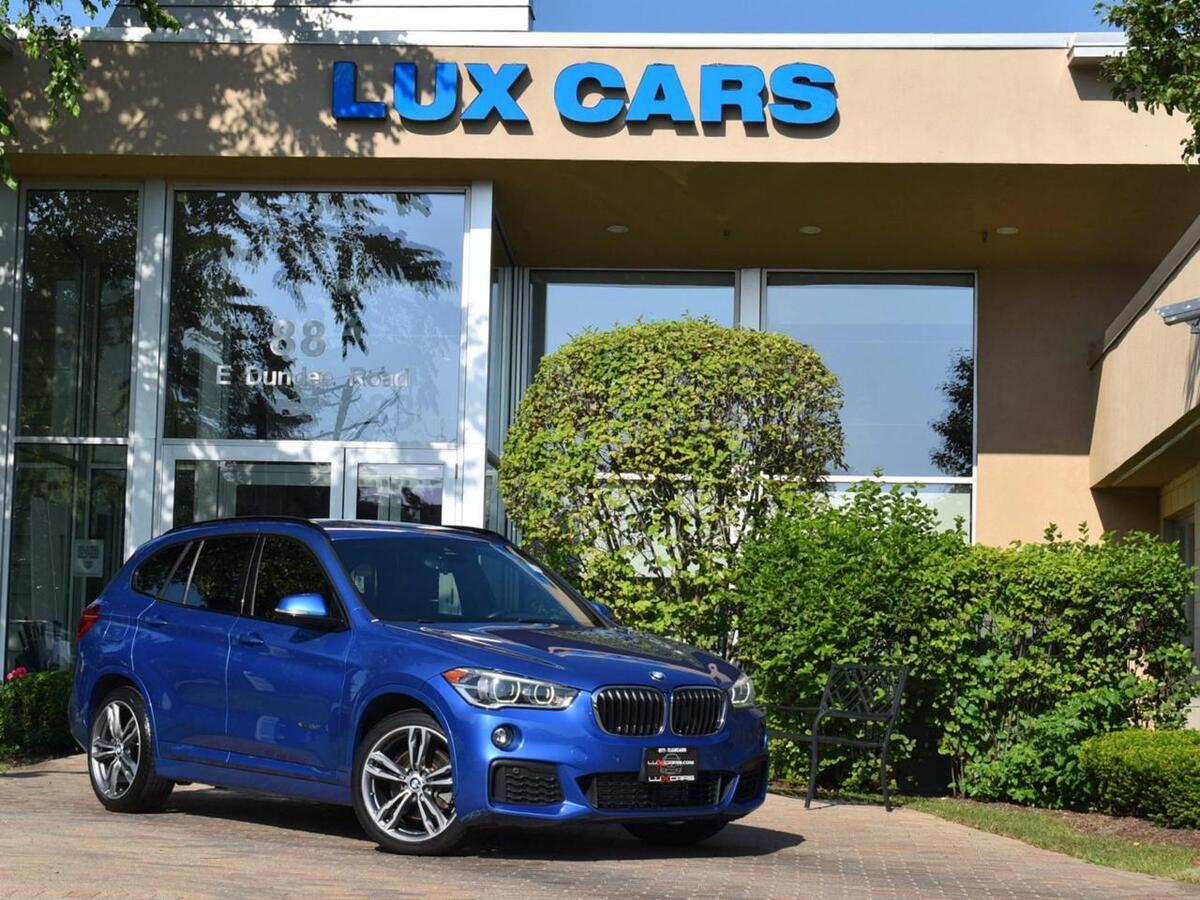 2016_BMW_X1_xDrive28i M-Sport Panoroof Nav AWD_ Buffalo Grove IL