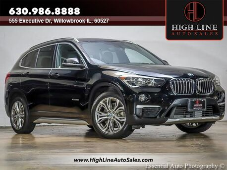 2016_BMW_X1_xDrive28i_ Willowbrook IL