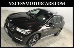 2016_BMW_X1_xDrive28i XLINE PREMIUM PKG TECH PKG_ Houston TX