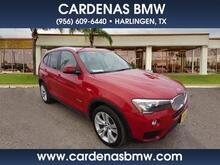 2016_BMW_X3_sDrive28i_ Harlingen TX