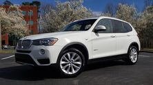 BMW X3 sDrive28i / NAVIGATION / DRIVER ASST / CAMERA 2016