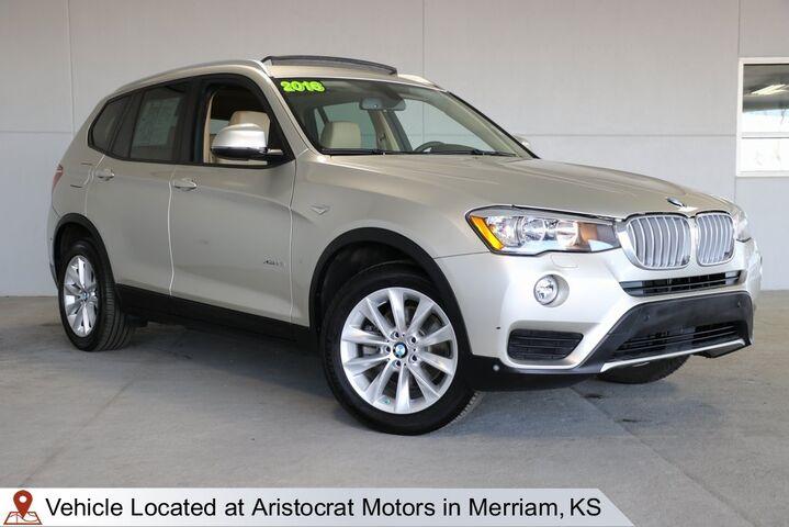 2016 BMW X3 xDrive28i Kansas City KS