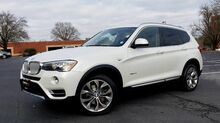2016_BMW_X3_xDrive28i / PREM / NAV / TECH / SUNROOF / CAMERA_ Charlotte NC