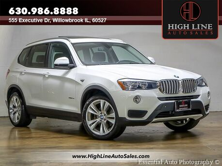 2016_BMW_X3_xDrive28i_ Willowbrook IL