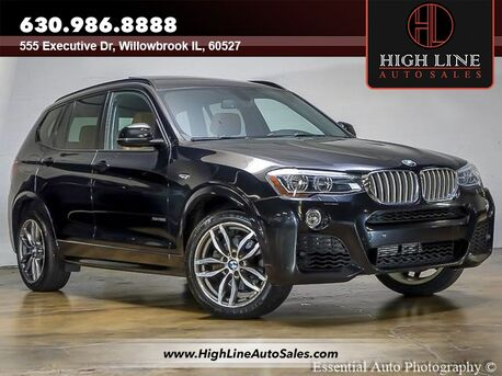 2016_BMW_X3_xDrive35i_ Willowbrook IL
