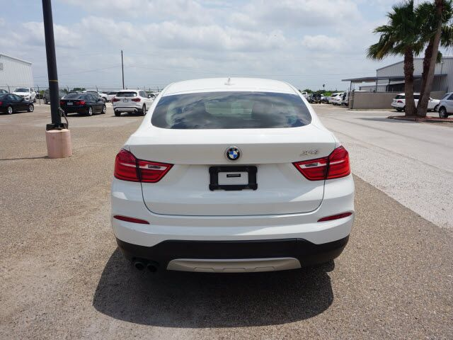 2016 BMW X4 xDrive28i Brownsville TX