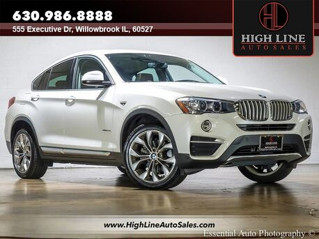 2016_BMW_X4_xDrive28i_ Willowbrook IL