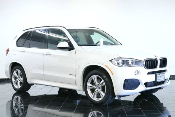 2016_BMW_X5_AWD 4dr xDrive35i, Clean Carfax, M-Sport Package, Navigation System, Back-up Camera, Cold Weather Package, Smartphone Integration, Panoramic Roof,_ Leonia NJ