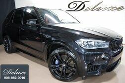 BMW X5 M xDrive, Navigation System, Rear-View Camera, Head-Up Display, Bang & Olufsen Sound System, Red Leather Interior, Ventilated Sport Seats, Panorama Sunroof, 567 HP Turbocharged Engine, 21-Inch M Sport Alloy Wheels, 2016