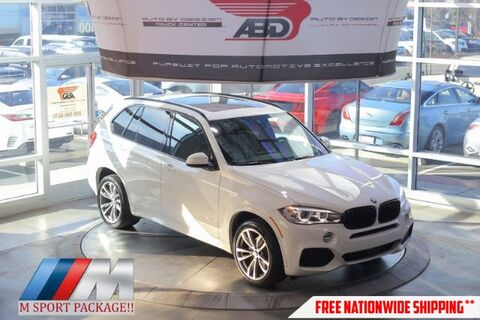 2016_BMW_X5_sDrive35i_ Chantilly VA