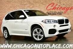 2016_BMW_X5_xDrive35i - M-SPORT PACKAGE 1 OWNER 3.0L I-6 TWIN-POWER TURBO ENGINE ALL WHEEL DRIVE 1 OWNER NAVIGATION TOP VIEW CAMERAS KEYLESS GO HEADS-UP DISPLAY PANO ROOF 3RD ROW SEATS_ Bensenville IL