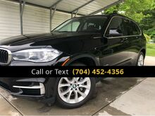 2016_BMW_X5_xDrive35i_ Charlotte and Monroe NC