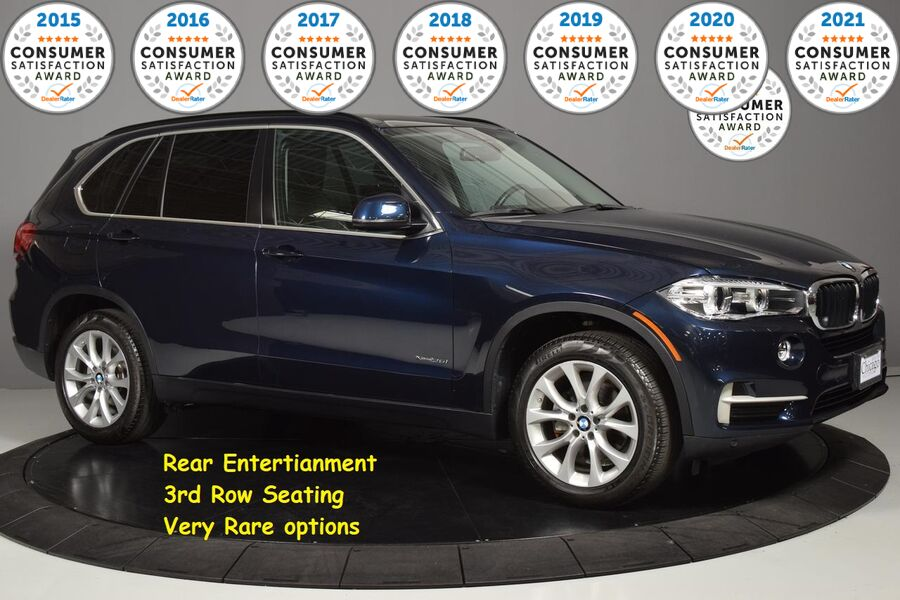 2016_BMW_X5_xDrive35i_ Glendale Heights IL