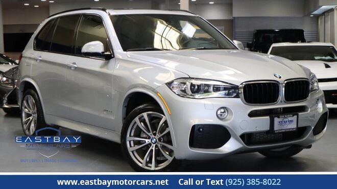 2016_BMW_X5_xDrive35i M Sport Pkg * Cold Weather_ San Ramon CA