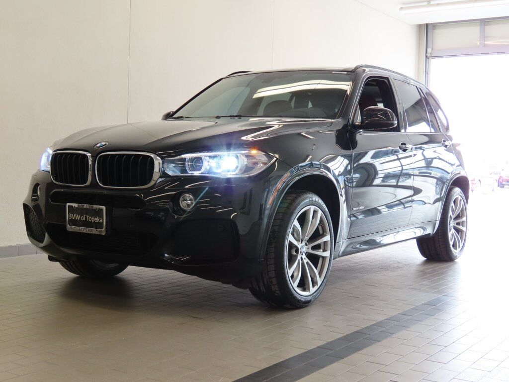 2016 BMW X5 xDrive35i Topeka KS