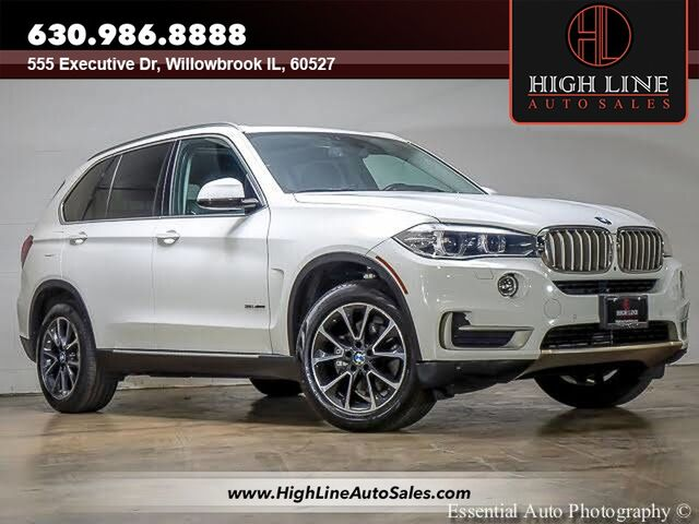 2016 BMW X5 xDrive35i Willowbrook IL